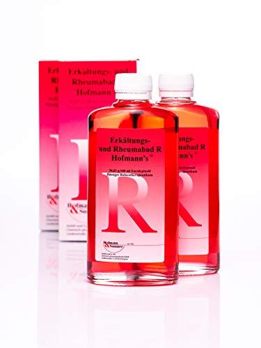 Erkältungs- und Rheumabad R Hofmann`s® Arzneibad Erkältungsbad mit...