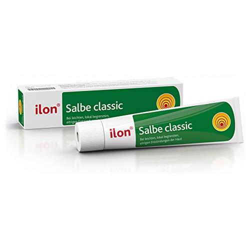ilon Salbe classic 50 g – die grüne Zugsalbe gegen Hautentzündungen bis...