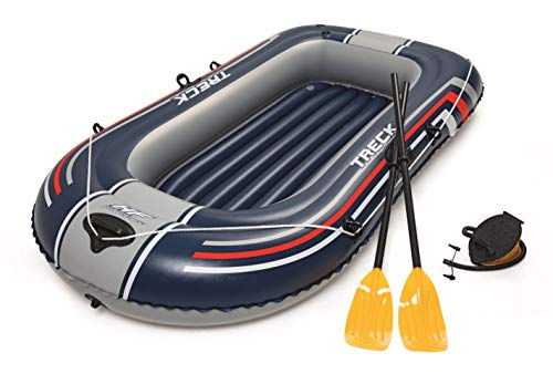 Bestway Hydro-Force Schlauchboot-Set Treck X1, für 2 Personen, 228 x 121 x...