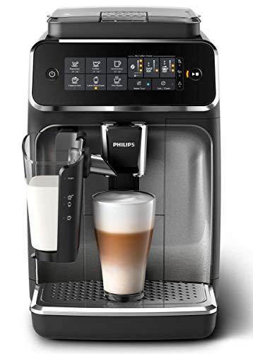 Philips 3200 Serie EP3246/70 Kaffeevollautomat, 5 Kaffeespezialitäten...