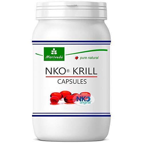 NKO Krillöl Kapseln (Testsieger) 30, 90 oder 270 Stk. in...