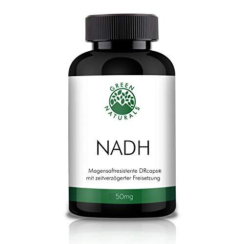 NADH 50mg - 60 magensaftresistente DR-Caps/Kapseln aus deutscher...