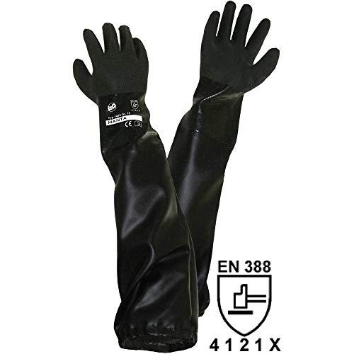 L+D Griffy 1485-H PVC Sandstrahlerhandschuh Größe (Handschuhe):...