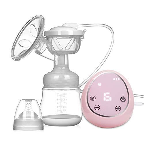 Elektrische Milchpumpe Brustpumpe, Einzel Muttermilch Abpumpen inkl....