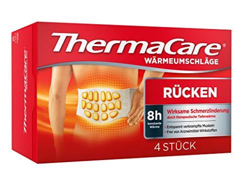 ThermaCare Wärmeumschläge – Wärmeauflagen unterer Rücken zur...