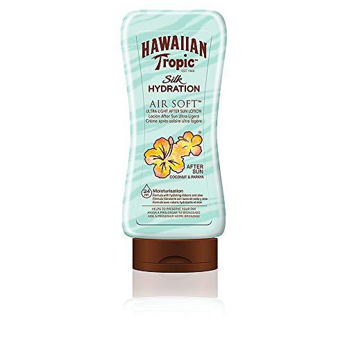 Hawaiian Tropic Silk Hydration Air Soft After Sun Lotion Coconut Papaya,...