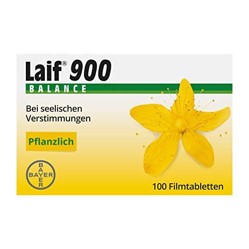 Laif 900 Balance Filmtabletten, bei Antriebslosigkeit, innerer Unruhe und...
