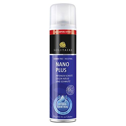 Solitaire Nano Plus Imprägnierspray 400ml Schutz gegen Nässe und Schmutz...
