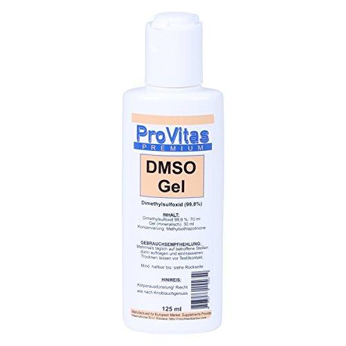 DMSO - Gel, 99,7% Reinheit, 125ml