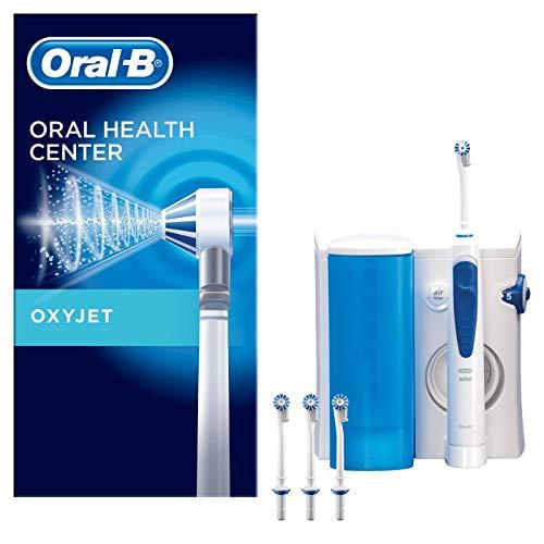 Oral-B Oxyjet Munddusche für gesünderes Zahnfleisch, mit...