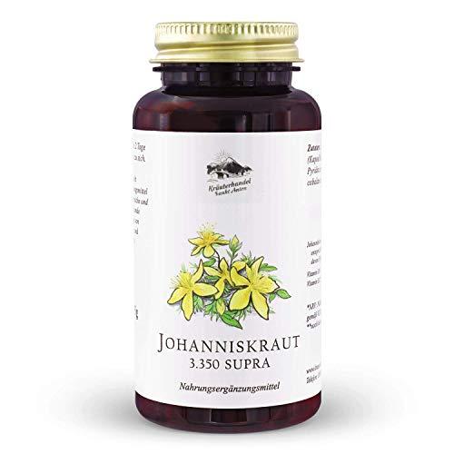 KRÄUTERHANDEL SANKT ANTON® - Johanniskraut Kapseln - 10,4 mg Hypericin -...