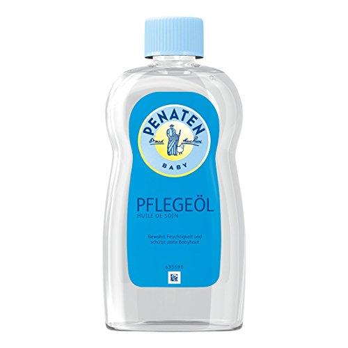 Penaten Pflege-Öl 500ml – Pflegendes Körperöl zur sanften Pflege und...