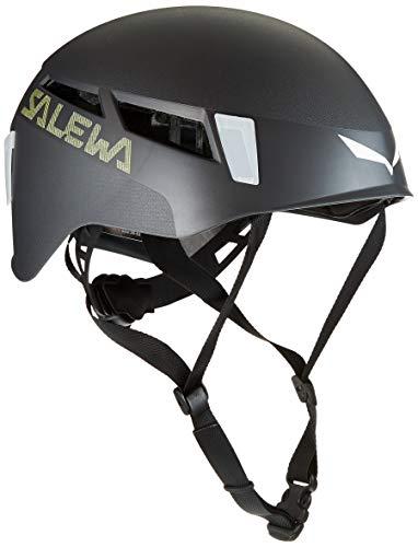 SALEWA Pura Unisex Helm, Dunkelgrau, L/XL(56-62cm)