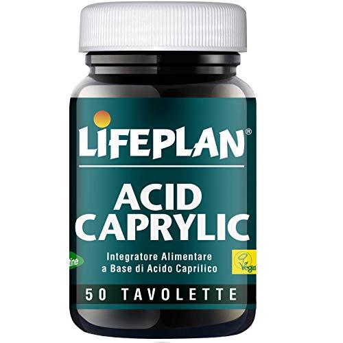 Lifeplan Caprylsäure 50 tabs