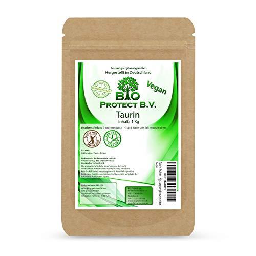 Taurin Pulver 1 Kg 100% rein ohne Zusatzstoffe! 1000g reines Taurin ohne...