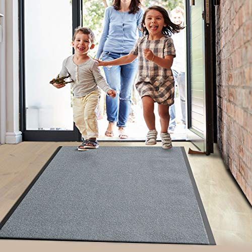 Floordirekt Schmutzfangmatte Monochrom | viele Größen, viele Farben |...