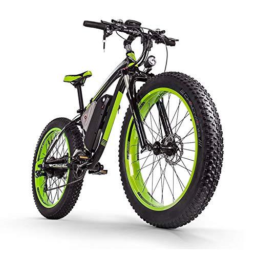 Sea blog Fettreifen Elektrofahrrad Mountainbike 26' E-Bike mit 48V...