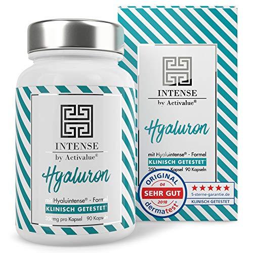 +++Testurteil SEHR GUT+++ ACTIVALUE Hyaluintense Kapseln - - 90 Kapseln mit...