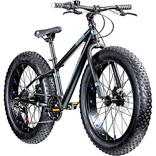 Galano Kinderrad 20 Zoll Fatbike Mountainbike Fatman 4.0 Fat Bike...