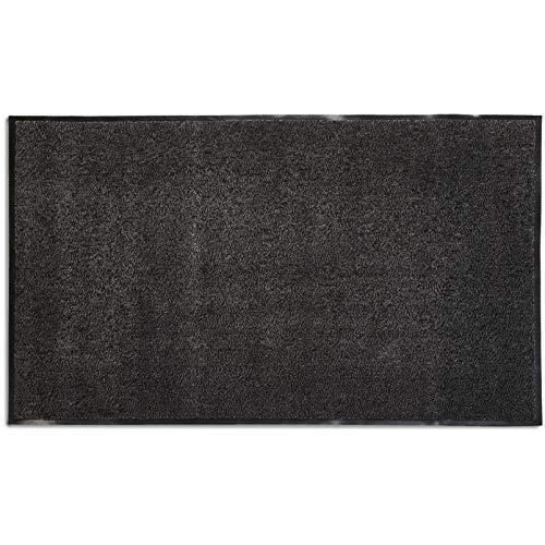 Amazon Basics - Antirutsch-Türmatte, Polypropylen, 90 x 120 cm