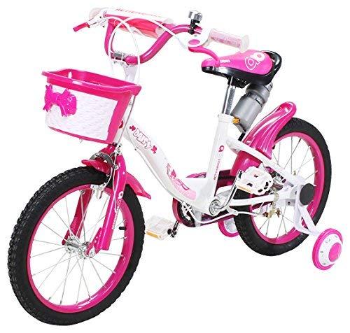 Actionbikes Kinderfahrrad Daisy - 16 Zoll – V-Break Bremse vorne -...