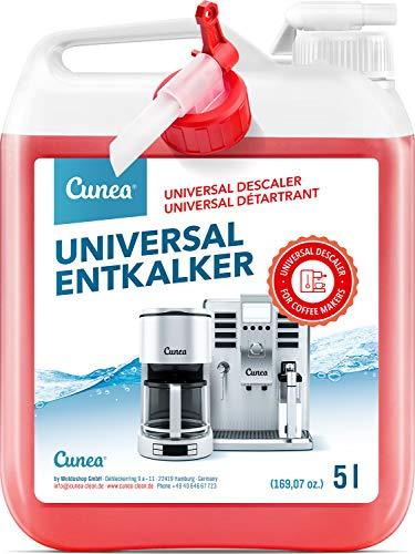 Entkalker für Kaffeevollautomat & Kaffeemaschine 5 Liter -...