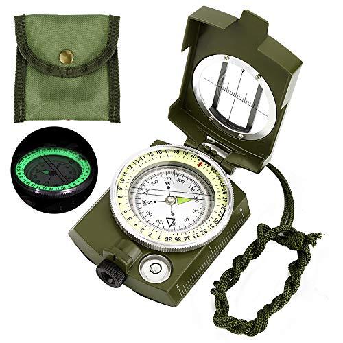 Etmury Kompass ,Militär Marschkompass, Professioneller Militär...