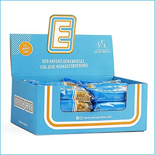 Energy Cake - Original 24x 125g (3kg) - Der original Ausdauer & Energie...
