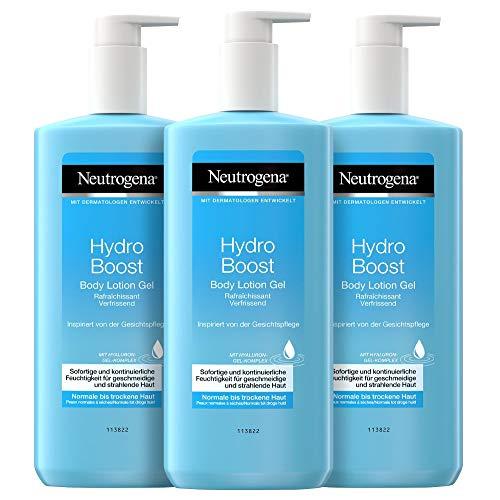 Neutrogena Hydro Boost Bodylotion Gel, ultraleichte Feuchtigkeitscreme mit...