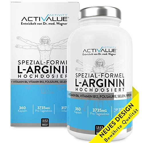 VERGLEICHSSIEGER 2018*: L-Arginin Spezial-Formel, das Erfolgsprodukt von...
