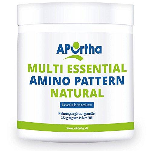 APOrtha Multi essential Amino Pattern I 362 g Aminosäurenpulver mit 8...