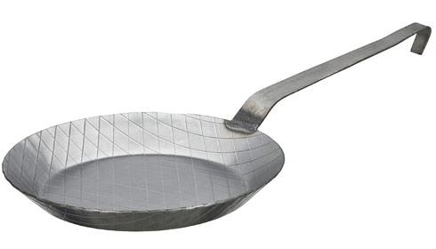 geschmiedete Eisen-Pfannen