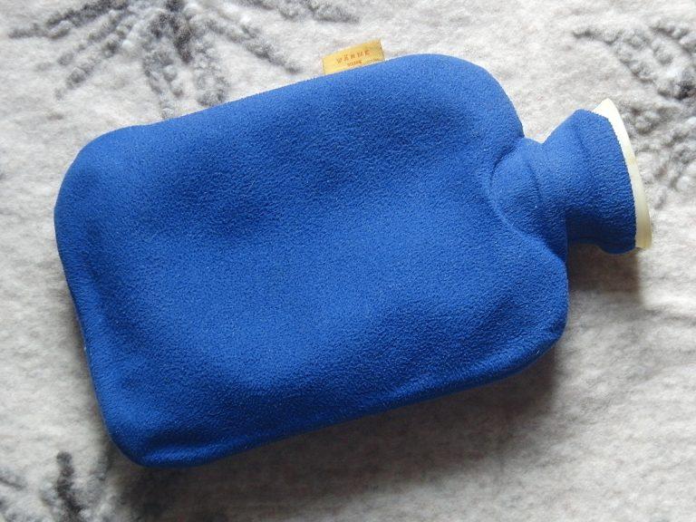 Schmerzpflaster Wärmeflasche