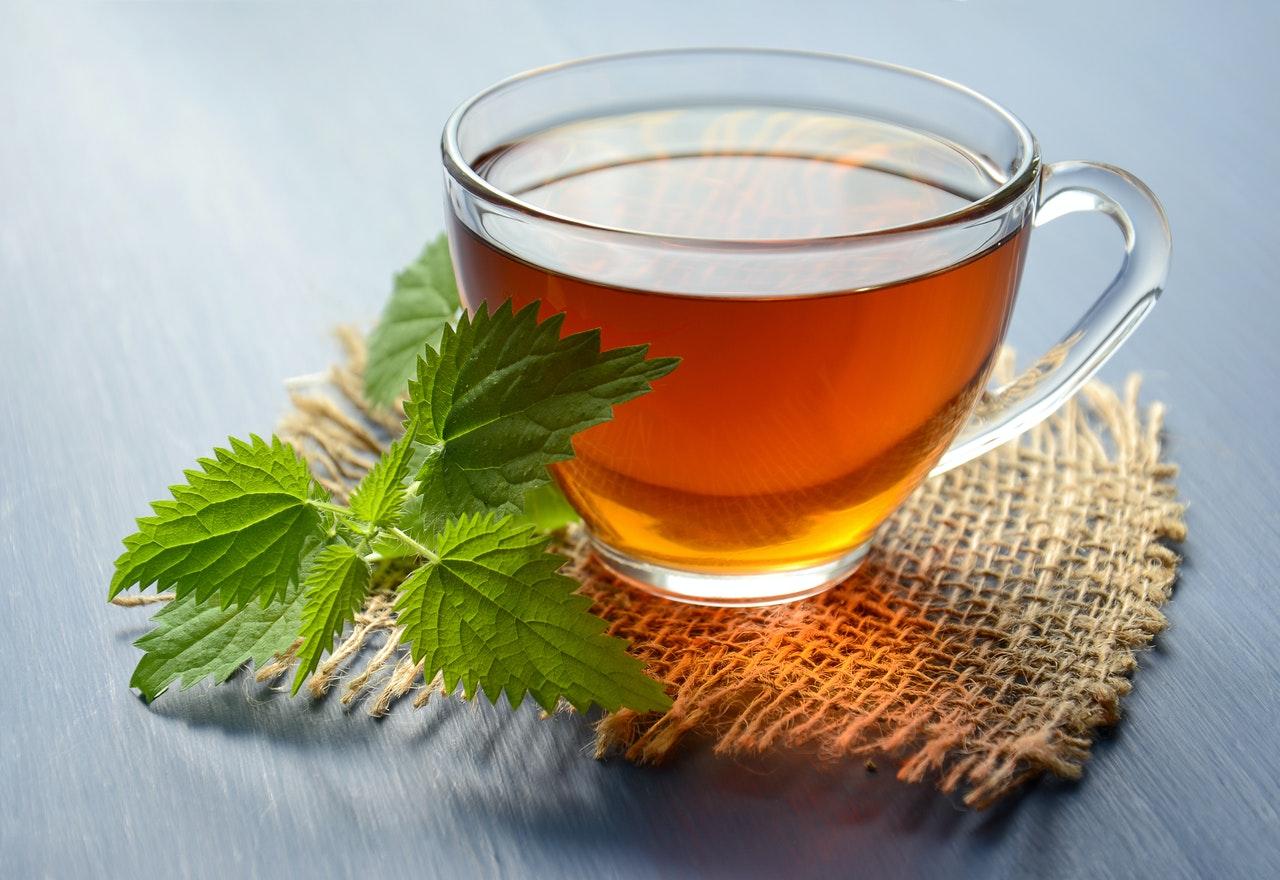 Aus den Jiaogulan-Blättern kann man auch Tee machen.