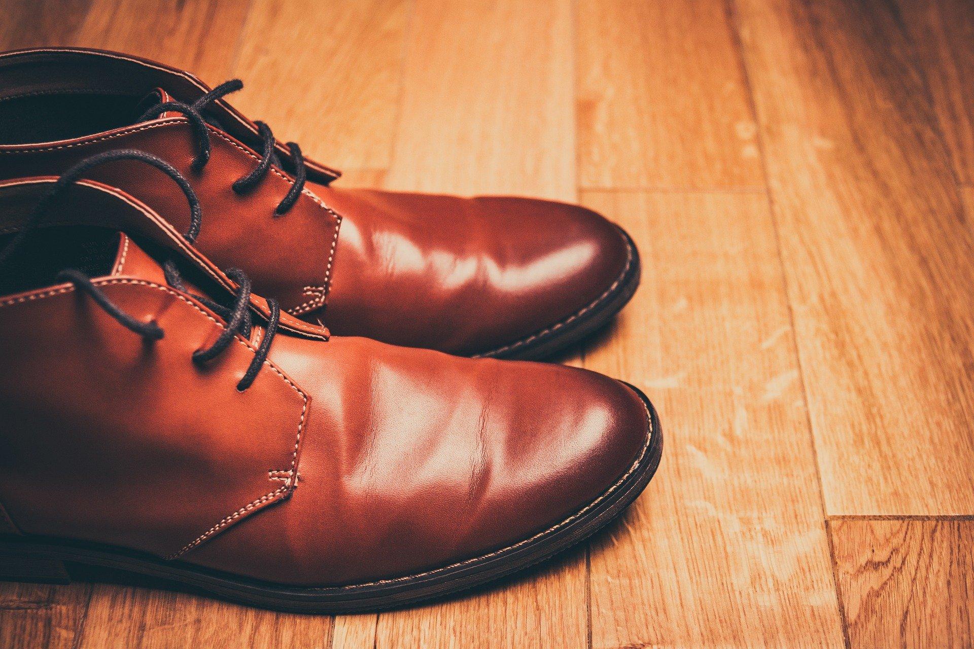 Schuhputzmaschine